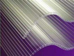 PVC/Polycarbonaat Golfplaten
